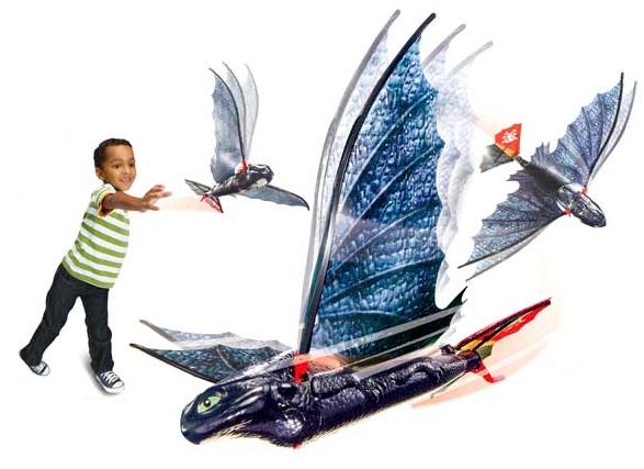 Dragons: Летающий Беззубик