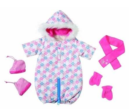 Baby born одежда зимние морозы игранадом